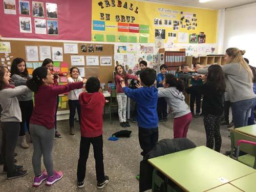 Educación emocional en el proyecto de convivencia del centro