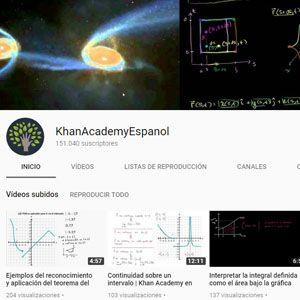 35 canales con vídeos educativos en YouTube 27