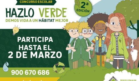 'Hazlo Verde', el concurso escolar para aprender a cuidar el medio ambiente 1