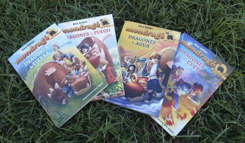 Mondragó: ¡Consigue que los dibujos de tus alumnos sean publicados en un libro! 1