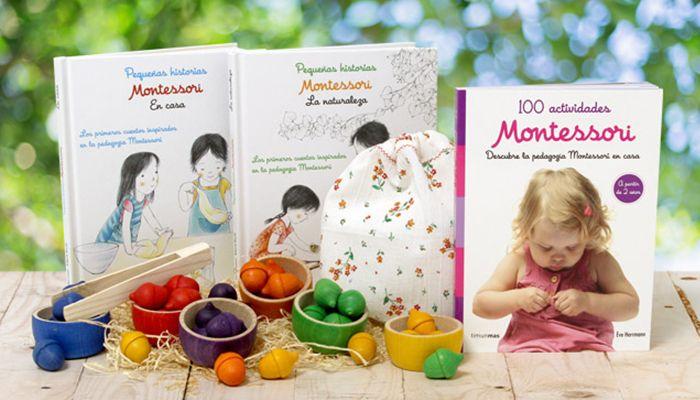 Actividades del método Montessori