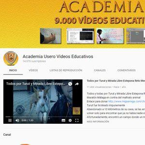 35 canales con vídeos educativos en YouTube 33