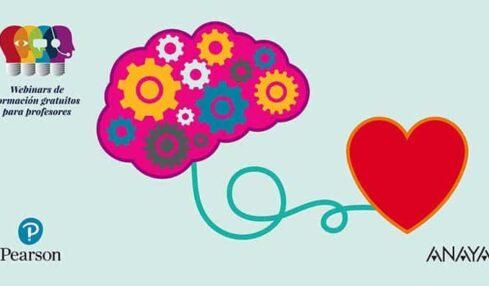 Coral Regí imparte el primer webinar de Pearson y Anaya sobre inteligencia emocional 1