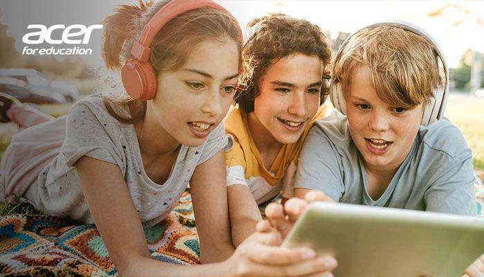 La oferta educativa de Acer en SIMO EDUCACIÓN