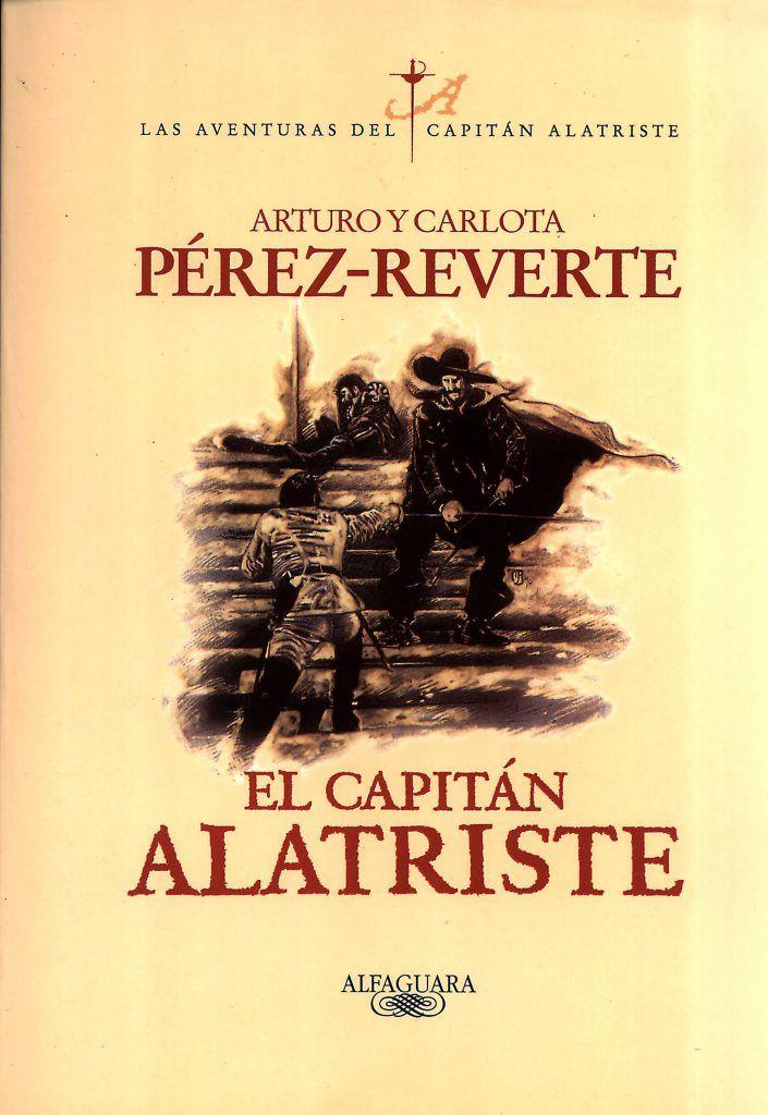 Las aventuras del capitán Alatriste, libros para adolescentes