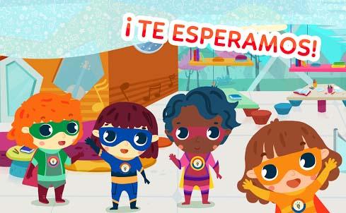 Superhéroes Academy