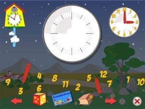 Recursos para aprender las horas del reloj 2