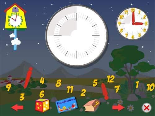 Recursos para Aprender las horas