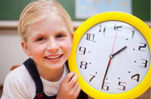 Juegos para aprender las horas del reloj