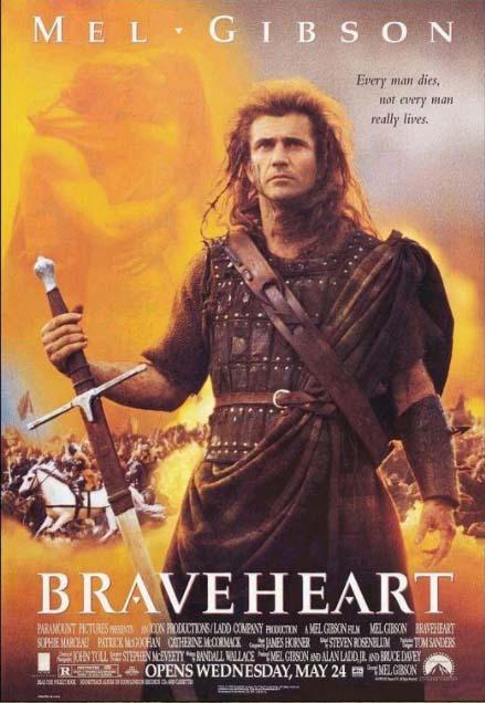 Braveheart películas Edad Media