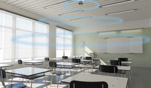 Pentaclass Runa, un sistema para mejorar el sonido en el aula 1