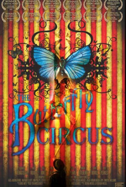 resiliencia El circo de la mariposa