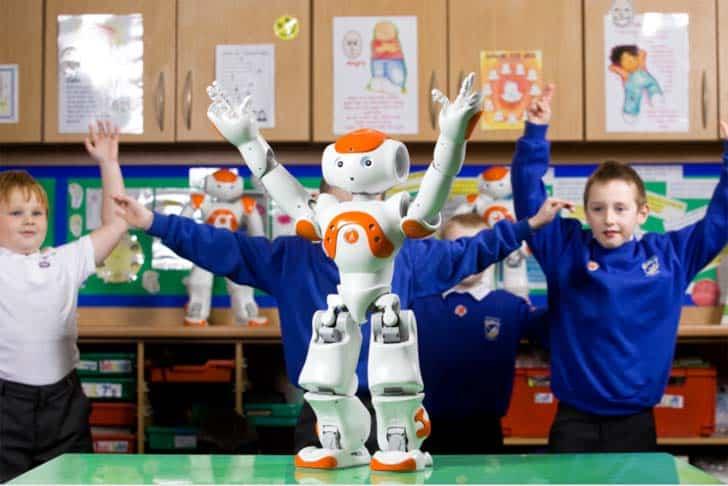 Mira cómo los robots emocionales pueden ayudar a los niños con autismo 1