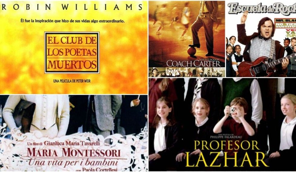 5 docentes de cine en los que inspirarte 7