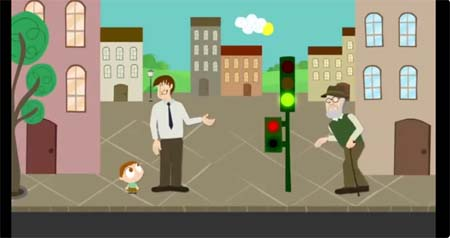 Jota Jota - Educación Vial para niños