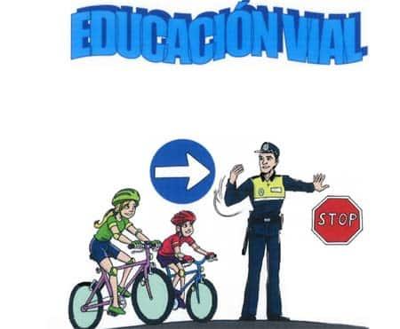 Grupo de trabajo Educación Vial para niños