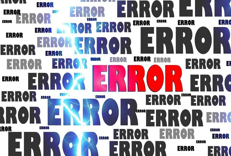 La importancia de equivocarse. Por Ramón Paraíso 4
