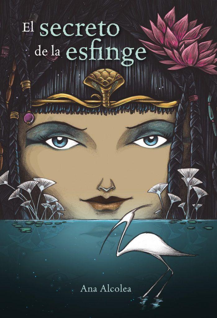 El secreto de la esfinge, libros para adolescentes