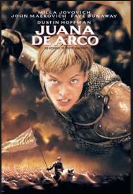 Juana de Arco, películas Edad Media