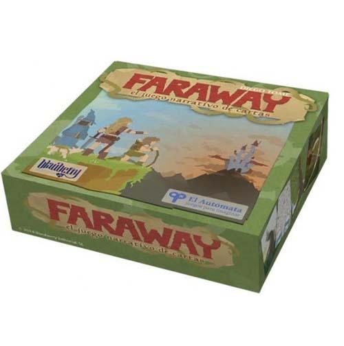 Faraway juegos de mesa educativos