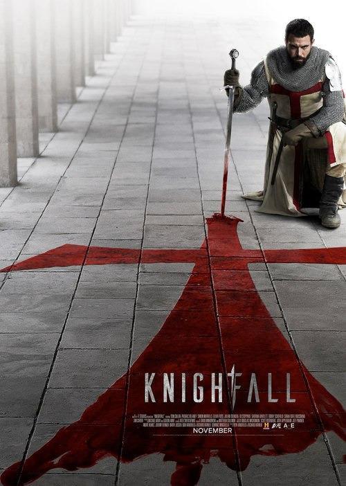 knightfall series para aprender historia