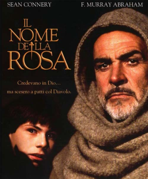 en el nombre de la rosa - películas Edad Media
