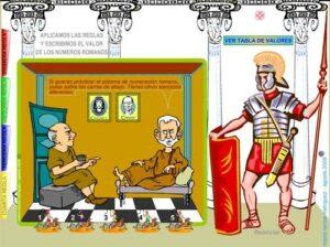 15 recursos para trabajar los números romanos 11