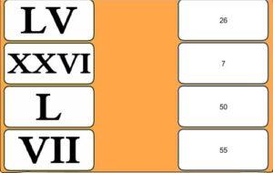 15 recursos para trabajar los números romanos 12