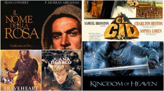 Películas para abordar la Edad Media en el aula