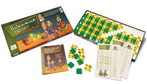 Penkamino juegos de mesa educativos