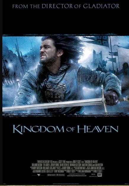 El reino de los cielos - películas Edad Media