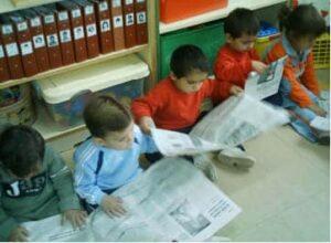 Recursos para las rutinas diarias de los alumnos de Infantil 5