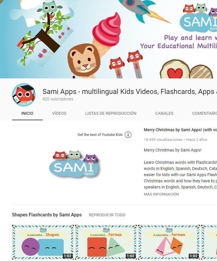 sami apps youtube