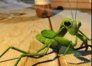 La parábola de Mantis