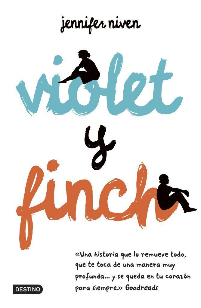 Violet y Finch, libros para adolescentes