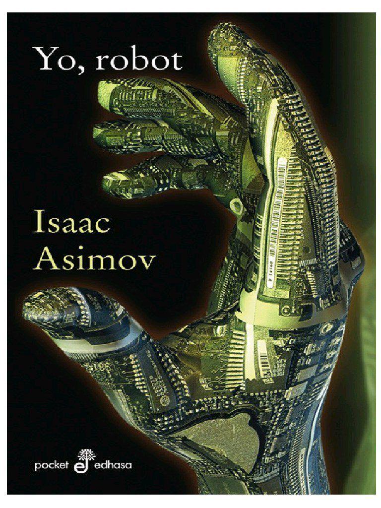 Yo, Robot_libros para secundaria