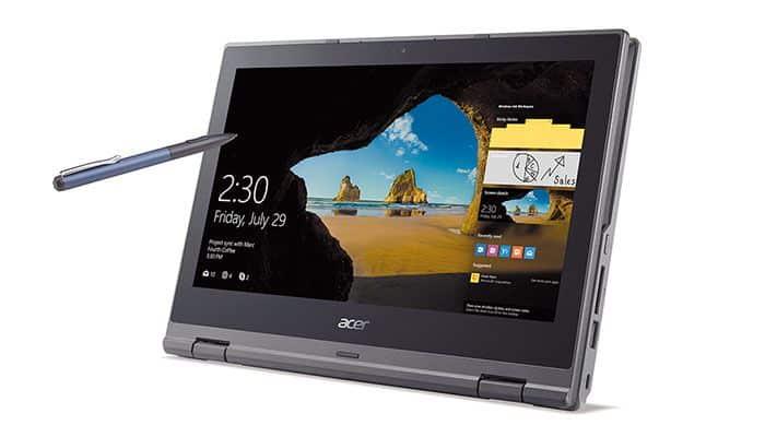 Convertibles, codificación y realidad virtual, la apuesta de Acer 1