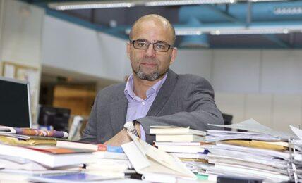 """David Cortejoso: """"Los docentes no están formados para educar en los riesgos de Internet"""" 1"""