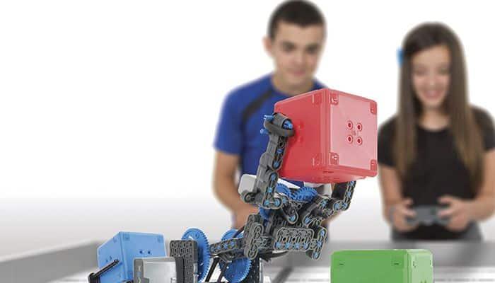 Grupo DESCOM presenta su nueva línea de robótica educativa para el aula