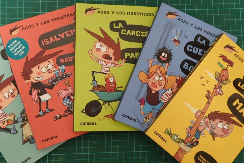 Vuelve el concurso 'Dibuja tu monstruo': ¿Quieres ver tu monstruo publicado en un libro? 1