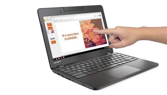 Resistentes al aula: así son los nuevos portátiles de Lenovo 3