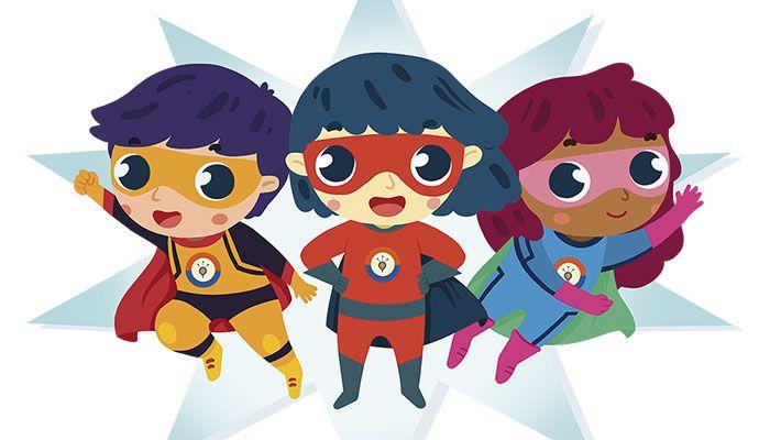 Superheroes Academy