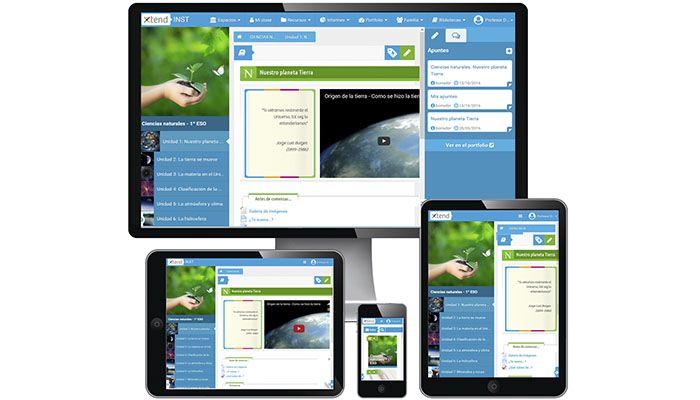 Xtend potencia el aprendizaje desde cualquier dispositivo 3
