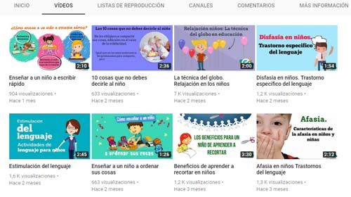 YouTube educapeques