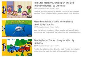 ¡5 canales de YouTube para Infantil y Primaria imprescindibles! 4