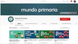 ¡5 canales de YouTube para Infantil y Primaria imprescindibles! 1