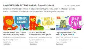 ¡5 canales de YouTube para Infantil y Primaria imprescindibles! 3