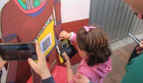 El reto pedagógico de las aplicaciones educativas en Infantil 1