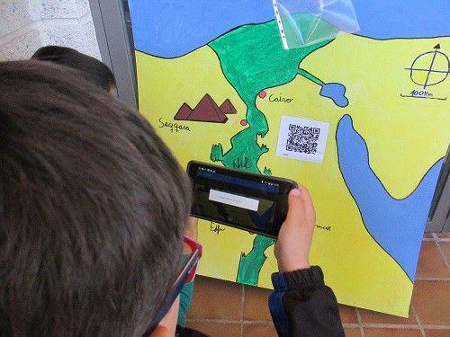 Aplicaciones educativas en Infantil