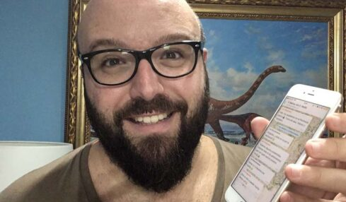 Juan Naranjo, el docente de Secundaria que enseña Historia con ayuda de WhatsApp 5